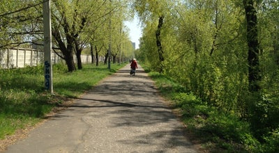 Photo of Park Парк «Зеленый Остров» at Ул. Старозагородная Роща, Д. 10/1, Omsk 644033, Russia