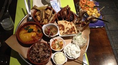 Photo of Mediterranean Restaurant O Geros at Vennestraat 1, Genk 3600, Belgium