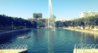 Photo of Park Parque del Oeste at C/ Eduardo De Palacio, Málaga 29004, Spain