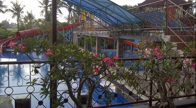 Photo of Water Park Bethesda Swimming Pool at Jl Pantai Berawa, Canggu, Kuta, Indonesia