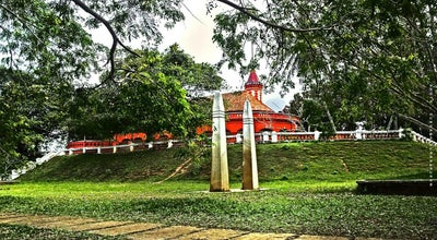Photo of Historic Site Kanakakunnu Palace at Vellayambalam, Trivandrum, India