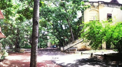 Photo of College Arts Building Womens College at Vazhuthacaud, Trivandrum, India