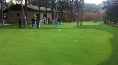 Photo of Golf Course Istanbul Golf Kulubu Nakkastepe Klup Binasi at Nakkastepe, Istanbul 34000, Turkey