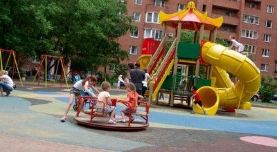 Photo of Playground Площадка на Комендантском 27 at Комендантский Просп., 27, Санкт-Петербург, Russia