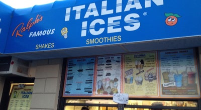 Photo of Ice Cream Shop Ralphs Famous Italian Ices at 1090 W Beech St, East Atlantic Beach, NY 11561, United States