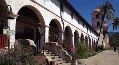 Photo of Historic Site Old Mission Santa Barbara Museum and Garden at Santa Barbara, CA 93105, United States