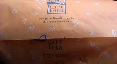 Photo of Dessert Shop Café Lolo at Saarbrücken, Germany