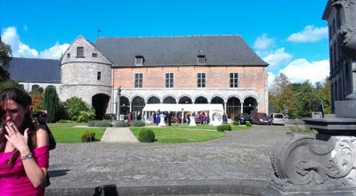 Photo of Castle Chateau De Feluy at Grand Place, Belgium