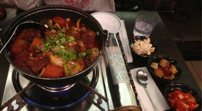 Photo of Korean Restaurant Madtongsan I at Elizabeth Arcade (shop 28), 99 Elizabeth St., Brisbane, QL 4000, Australia
