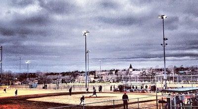 Photo of Baseball Field Hafer Park Baseball Complex at Edmond, OK 73034, United States