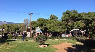 Photo of Park Πάρκο Νέας Κηφισιάς at Greece