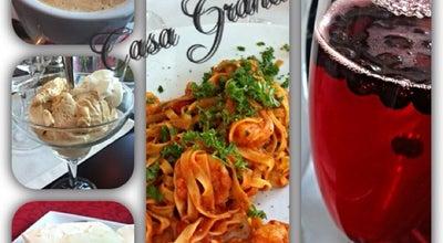 Photo of Italian Restaurant FC Casa Grande at Maamiehenkatu 4, Seinäjoki 60100, Finland