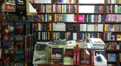 Photo of Bookstore Uşak Akademi Kitabevi at Adliye Binası Karşısı İş Bankası Arası, Turkey