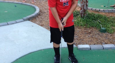 Photo of Golf Course Neptune Park Mini Golf at 550 Beachview Dr, Saint Simons Island, GA 31522, United States