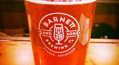 Photo of Brewery BARNETT & SON BREWING CO. at 18425 Pony Express Dr #125, Parker, CO 80134, United States