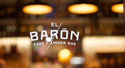 Photo of Bar EL BARÓN - Café & Liquor Bar at Carrera 4 No. 31-7, Cartagena 130001, Colombia