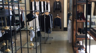 Photo of Boutique Rag & Bone at 2066 Fillmore St, San Francisco, Ca 94115, United States