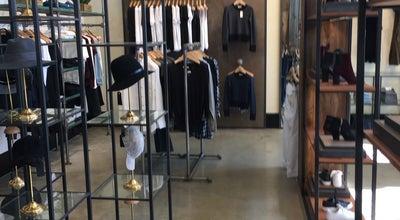 Photo of Clothing Store rag & bone at 2060 Fillmore St., San Francisco, CA 94115, United States