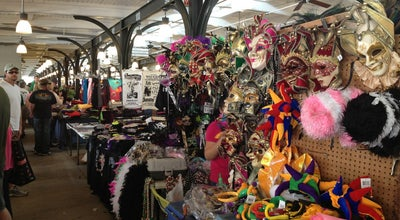 Photo of Farmers Market French Market at 1008 N Peters St, New Orleans, LA 70116, United States
