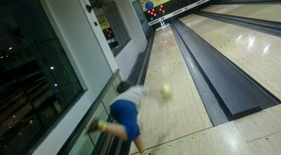 Photo of Bowling Alley aramacan boliche at Rua Sao Pedro, santo andre, Brazil