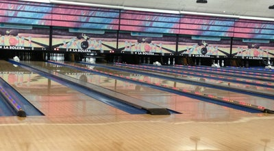 Photo of Bowling Alley La Bolera at Unicentro, Bogotá, Colombia