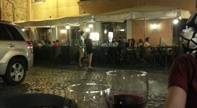 Photo of Italian Restaurant Taverna della Scala at Piazza Della Scala 19-21, RM, Italy