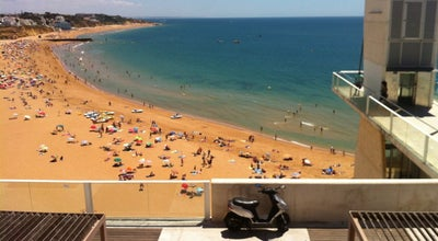 Photo of Beach Praia do Peneco at Albufeira 8200, Portugal