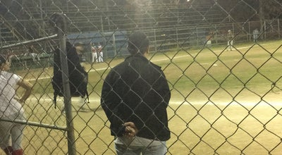 Photo of Baseball Field Liga Pequeña de Béisbol at Cuauhtémoc, Monterrey, Mexico