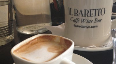 Photo of Wine Bar Il Baretto at 750 11th Ave, New York, NY 10019, United States