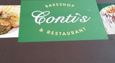 Photo of Bakery Conti's Bakeshop & Restaurant at 515 Shaw Blvd, Mandaluyong City, Philippines