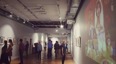 Photo of Art Gallery Галерея Бронштейна at Ул. Октябрьской Революции,3, Иркутск, Russia