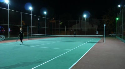 Photo of Tennis Court Tenis kortu at Kurtulus Mah Selale Sk No 2, Gonen, Turkey