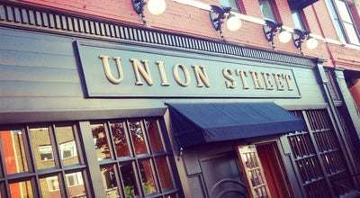 Photo of American Restaurant Union Street Saloon at 4145 Woodward Ave, Detroit, MI 48201, United States