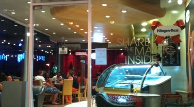 Photo of Ice Cream Shop Haagen-Dazs Patong Beach at Pa Tong, Thailand