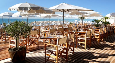 Photo of Beach Régence Plage – Radisson Blu Nice at 223 Promenade Des Anglais, Nice 06200, France