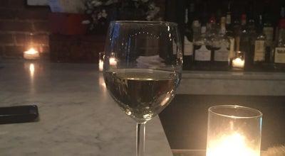 Photo of Italian Restaurant Tre Otto at 1408 Madison Avenue, New York, NY 10029, United States