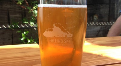 Photo of Brewery Falling Sky Brewing at 1334 Oak Alley, Eugene, OR 97401, United States