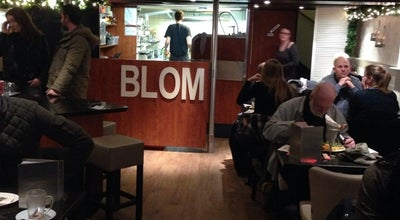 Photo of Modern European Restaurant Blom at Nieuwendijk 117- 119, Amsterdam 1012 MD, Netherlands