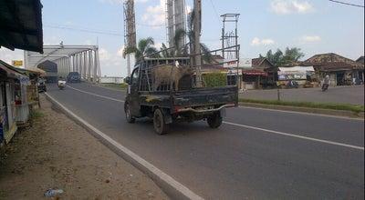 Photo of Theme Park Jembatan aur duri at Jl Lintas Timur Jambi, jambi, Indonesia