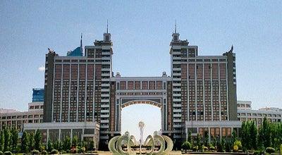 Photo of Park Ғашықтар саябағы / Парк влюблённых / Park of Lovers at Пр. Туран, Астана 010000, Kazakhstan
