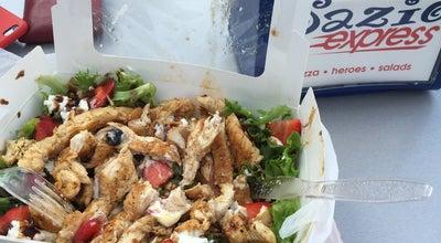 Photo of Pizza Place Sazio Express at 1136 E Atlantic Ave, Delray Beach, FL 33483, United States