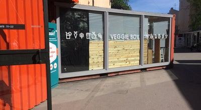 Photo of Vegetarian / Vegan Restaurant Veggie Box at Лиговский Просп., 74, Санкт-Петербург, Russia