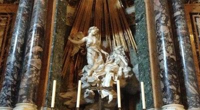 Photo of Church Chiesa di Santa Maria della Vittoria at Via Xx Settembre, Roma 00187, Italy