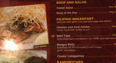 Photo of Diner Kaf Casual Dining at 12 Redwood Street, Marikina, Philippines