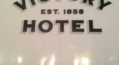 Photo of Australian Restaurant Victory Hotel at Sellicks Beach, SA 5167, Australia