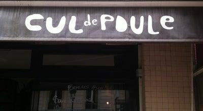 Photo of French Restaurant Le Cul de Poule at 53 Rue Des Martyrs, Paris 75009, France