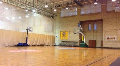 Photo of Basketball Court Šarūno Marčiulionio Krepšinio Akademija at Raitininkų G. 4a, Vilnius LT-09200, Lithuania
