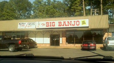Photo of Pizza Place Big Banjo Pizza at 4208 W 28th Ave, Pine Bluff, AR 71603, United States