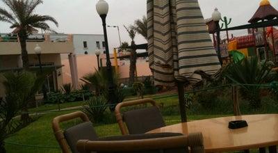 Photo of Cafe O'Palm at O'palm, casablanca, Morocco