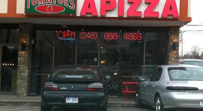 Photo of Pizza Place Tomatoes Apizza at 24369 Halsted Rd, Farmington Hills, MI 48335, United States